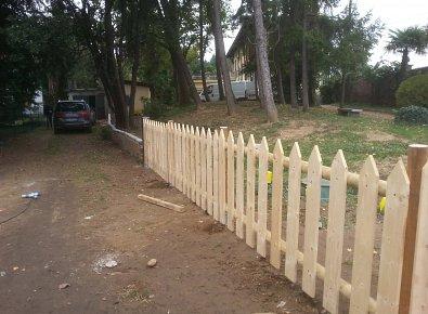 Rete plastic posa in opera recinzioni edilizia civile e for Vortek recinzioni