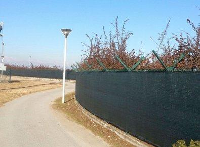 Rete plastic posa in opera recinzioni impianti sportivi for Vortek recinzioni